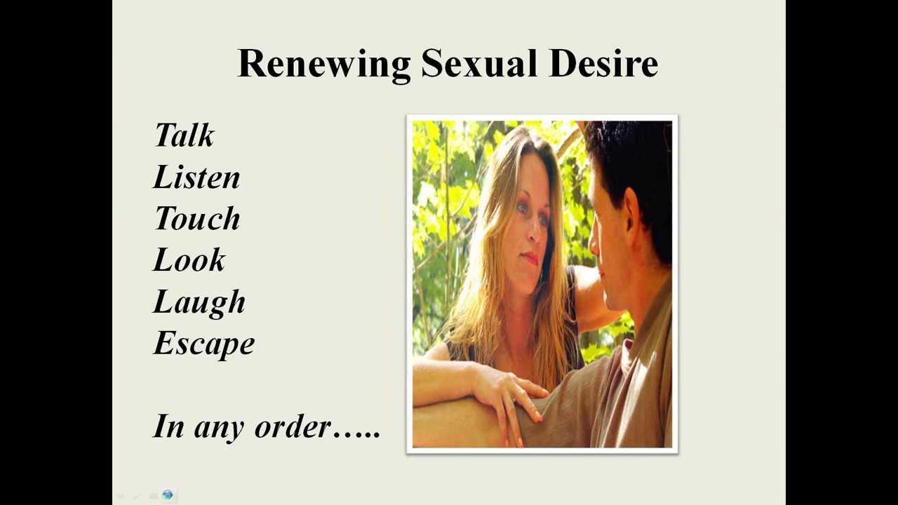 How to enhance marital sex