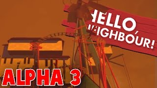 NEW ALPHA 3 GAMEPLAY FOOTAGE | Hello Neighbor Alpha 3 Trailer (Hello Neighbour Alpha 3 Update)
