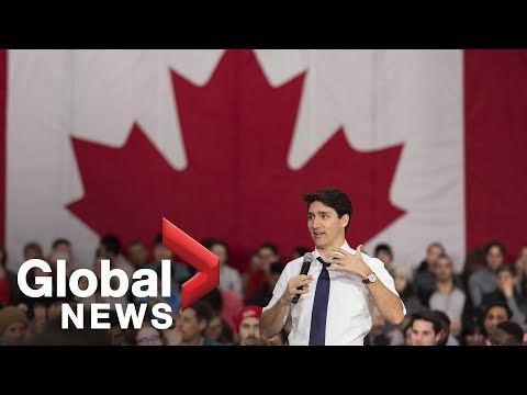 Justin Trudeau's FULL town hall event in Regina
