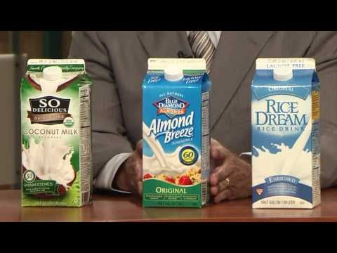 Lactose intolerant? Pros and cons of milk substitutes