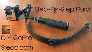 Video DIY GoPro Steadicam Version 2: Step-By-Step Build How-To download MP3, 3GP, MP4, WEBM, AVI, FLV Oktober 2018