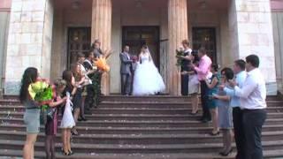 Андрей и Наталья Свадьба   Тирасполь