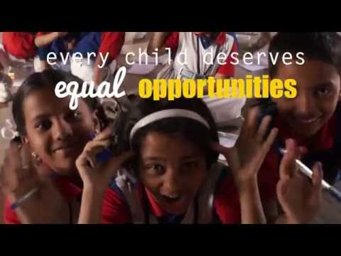 Let's help all children in India learn and follow their dreams - vChalk