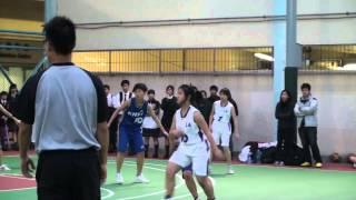 20110309 學界女子籃球 真道 - 基協
