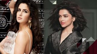 Katrina Kaif's DIPLOMATIC Answer About Deepika Padukone   EXCLUSIVE