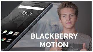 The new BlackBerry Motion!