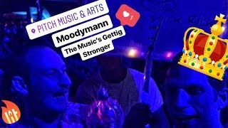 Moodymann - The Music's Getting Stronger at Pitch Music & Arts Festival 2018