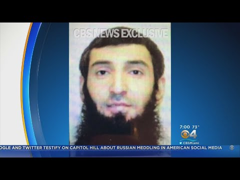 Suspect In Deadly Manhattan Terror Attack Is From Florida