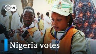 Nigeria election delay