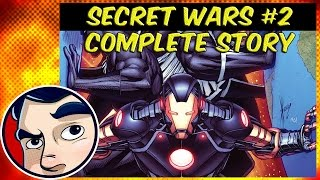 "Secret Wars Part 2 ""The Survivors"" - InComplete Story"