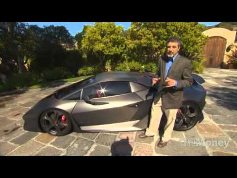 lamborghini's $2.2 million sesto elemento - youtube