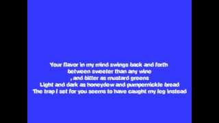 MewithoutYou-In a Sweater Poorly Knit-Lyrics