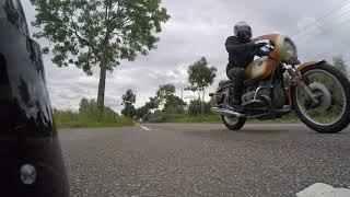 Ride Out van Moordrecht Drive-bye  Papekop