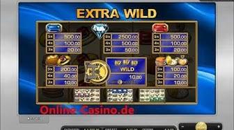 Merkur EXTRA WILD online spielen - Online-Casino.de
