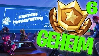GEHEIMER BATTLE PASS STERN WEEK 6 TEMPORADA 5 X NIVEL ARRIBA - FORTNITE BATTLE ROYALE ENGLISH