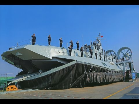 Chinese Navy (PLAN) - Zubr Hovercraft LCAC
