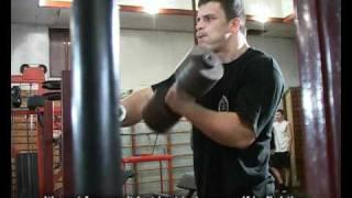 Дзамболат Цориев тренинг