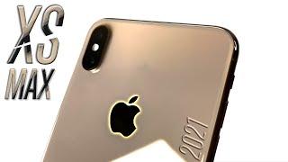 iPhone XS Max в 2021 году - ✅ крутой или ❌ отстой