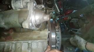 Замена поддона картера двигателя Лада Веста