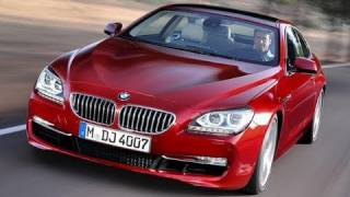 2012 BMW 6-Series Coupe revealed