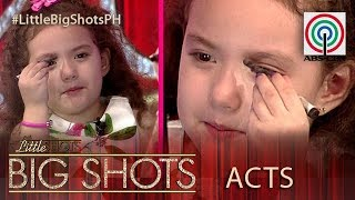 Little Big Shots Philippines: Jacey | 5-year-old Little Makeup Artist