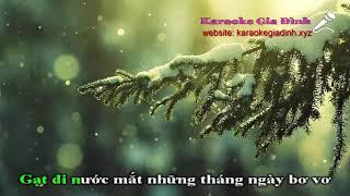 Yêu Không Hối Hận Karaoke Tone Nam (#YKHH)