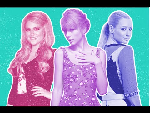 FAN VOTE: Taylor Swift Vs. Iggy Azalea Vs. Meghan Trainor! (BILLBOARD AWARDS 2015) | Hollywire