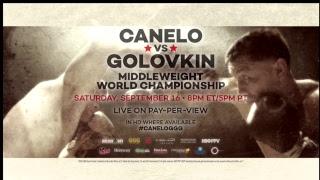 Live Stream: Canelo vs. Golovkin Undercards – Sat., Sept. 16 at 6pm ET/3pm PT