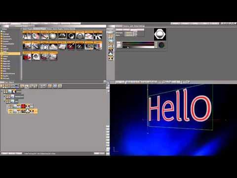 Viz Artist 101 - Working with Fonts