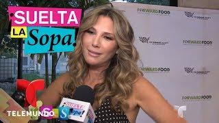 Daisy Fuentes habló de su amistad con Luis Miguel | Suelta La Sopa | Entretenimiento