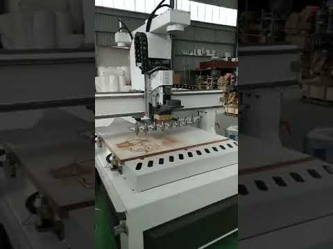 Top Quality Woodworking 1325 ATC CNC Router