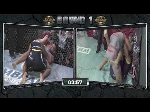 Brazilian Team MMA Fight Commentary (2 Vs 2 Pair Fighting)