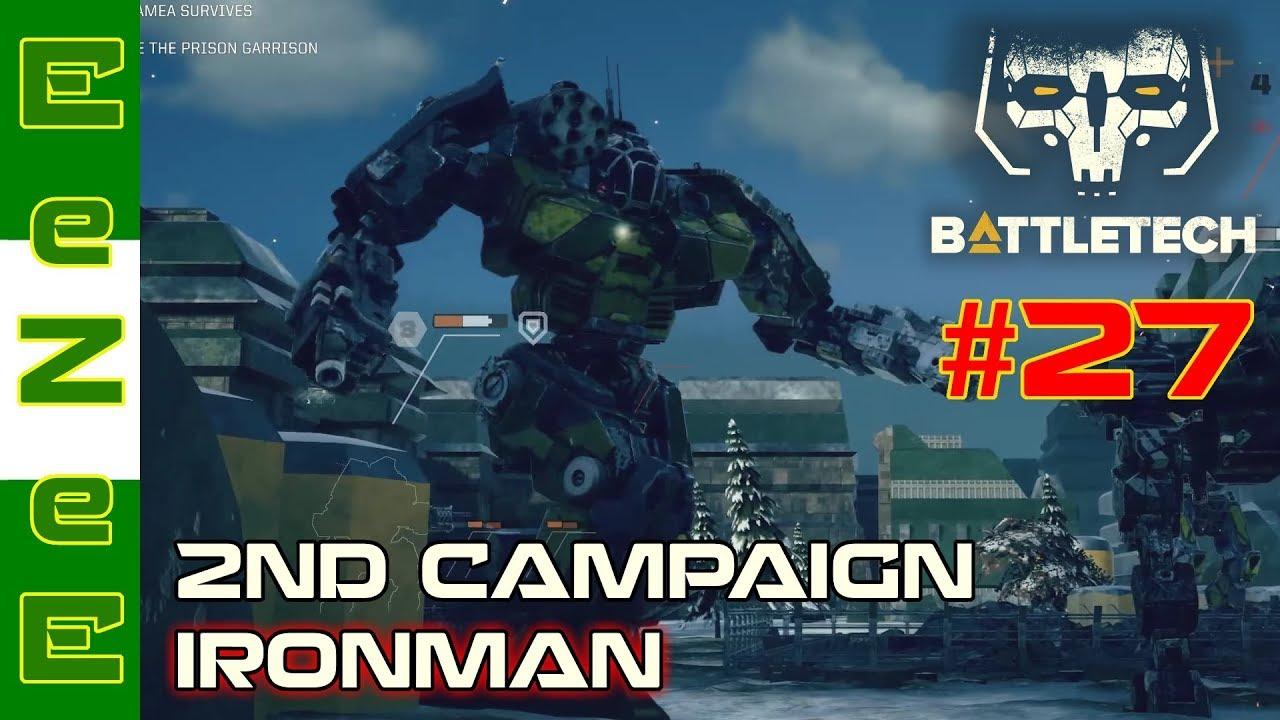 BattleTech (part 2 27) - Liberation of Weldry (story mission)