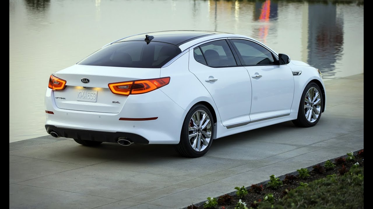 2014 Kia Optima SX Limited Start Up And Review 2.0 L Turbo 4 Cylinder    YouTube