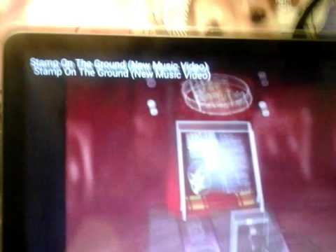 Stamp on the ground  reaction  video 3#