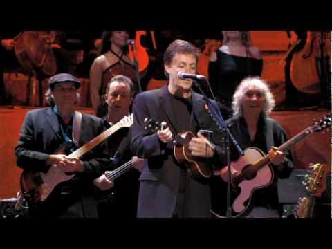 Concert For George (Paul McCartney - Something)