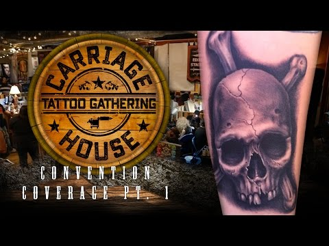 Tattoo Convention Coverage - Carriage House 2016 | Part 1