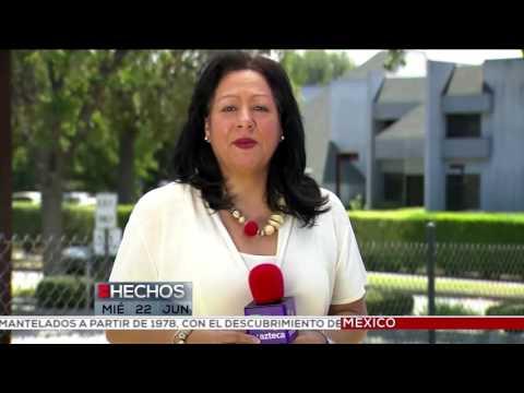 AztecaTV - Hechos - Roque De La Fuente para el Senado de US por Florida.