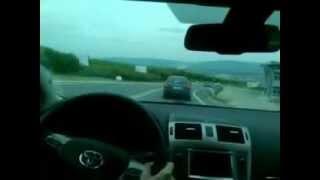 Test Drive Toyota Avensis 2012 2 2 D CAT   Blanco