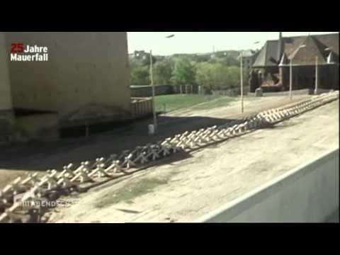 Wo war die Berliner Mauer? (Teil 1)