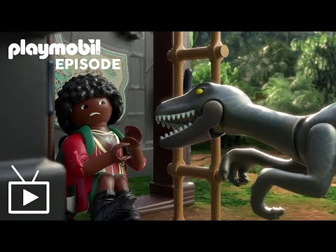 playmobil-|-dinosaurierangriff!-|-dino-|-clip-mix