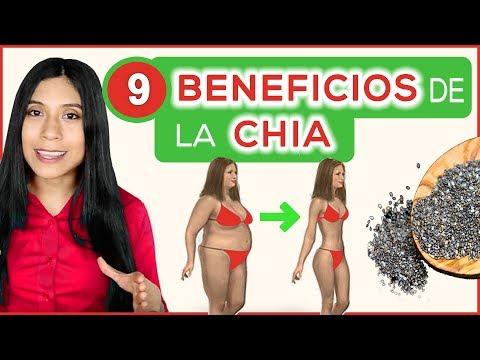 9 Beneficios de la CHIA ¿Para que sirve? Propiedades de este Superalimento