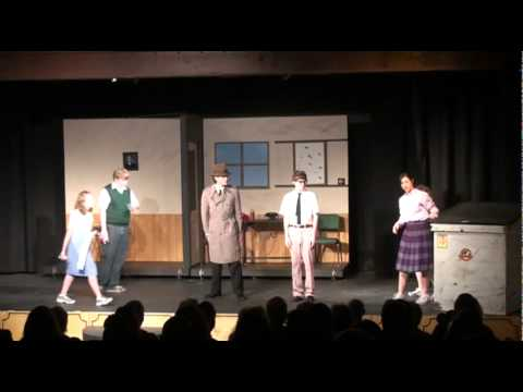 Mouse River Players - Get Smart