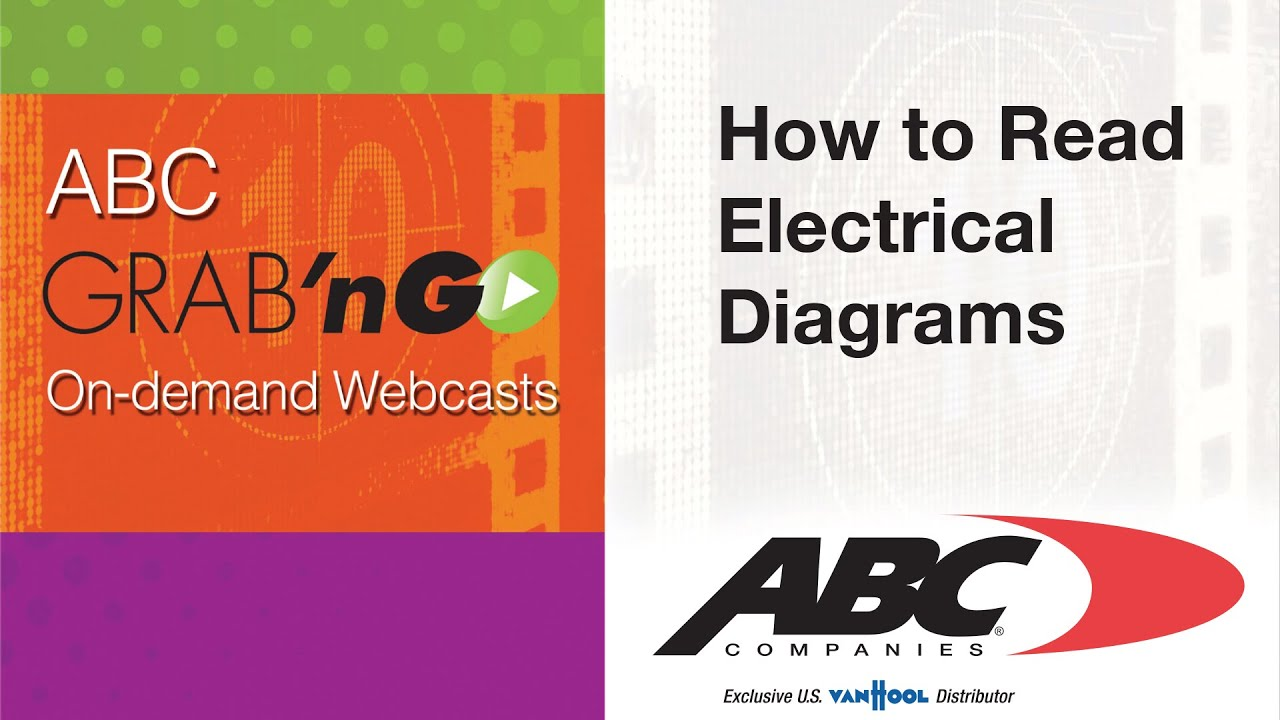 GG021 Grabn'Go: How to Read Van Hool Electrical Diagrams  YouTube