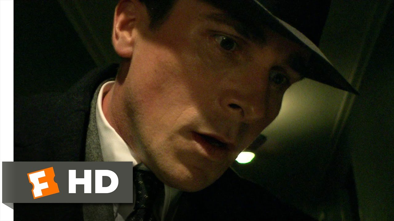 Public Enemies 4 10 Movie Clip Gross Incompetence 2009 Hd Youtube