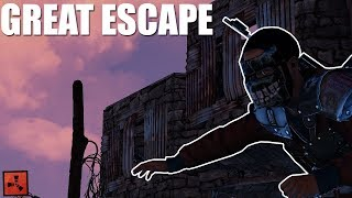 Rust - THE GREAT ESCAPE (Part 2/3)