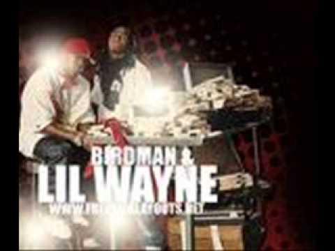 Stunnin Like My Daddy - Lil' Wayne and Birdman(Lyrics)