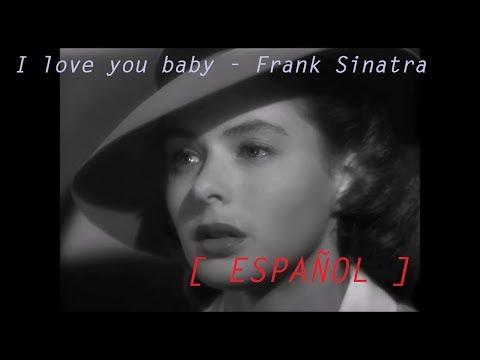 Letra de la cancion i love you baby en ingles y español
