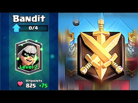 BANDIT LEVEL 2!!! LANGSUNG HADEPIN PLAYER LAIN DI CHALLENGER III BRO - Clash Royale Indonesia