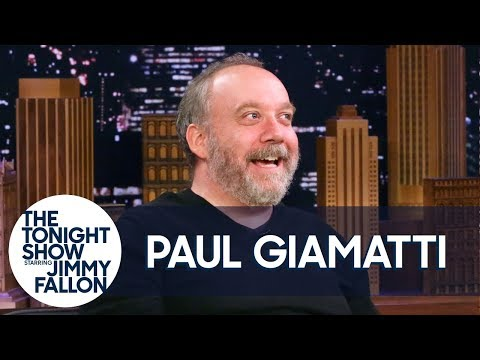 Paul Giamatti Keeps Getting Mistaken for Larry the Cable Guy